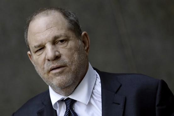 Harvey Weinstein sklenil 25-milijonsko poravnavo s svojimi žrtvami