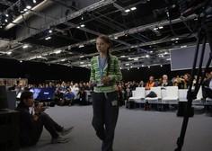 Slovenija v Madridu pozvala k ambicioznejšim podnebnim ukrepom