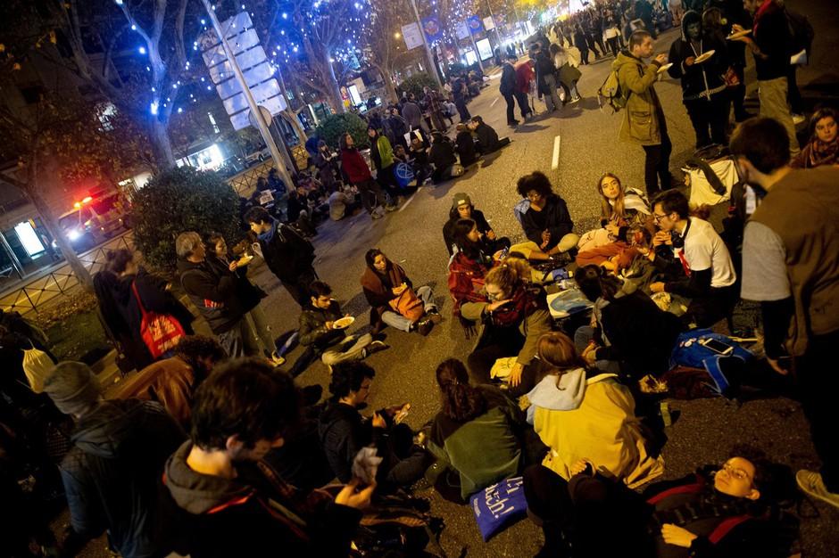 Podnebna konferenca v Madridu z mlačnimi zaključki in novimi protesti! (foto: profimedia)