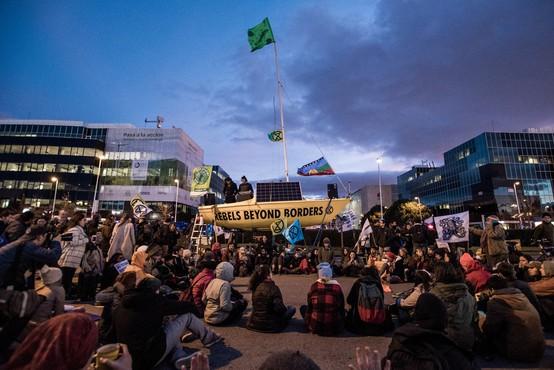 Podnebna konferenca v Madridu vendarle s skupno sklepno izjavo