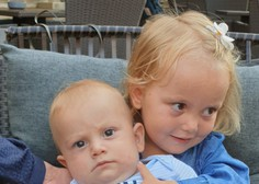 3-letna Sofija in 9-mesečni Adam potrebujeta pomoč dobrih Slovencev!