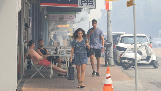 Avstralija zabeležila najbolj vroč dan doslej, a rekord ne bo zdržal dolgo (foto: profimedia)