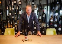 """Gašper Čarman: """"Ne smemo reči, da imamo Slovenci najboljše vino"""""""