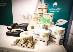 Ljubljanske mlekarne prve v Sloveniji zapirajo interno snovno zanko za embalažo Tetra Pak