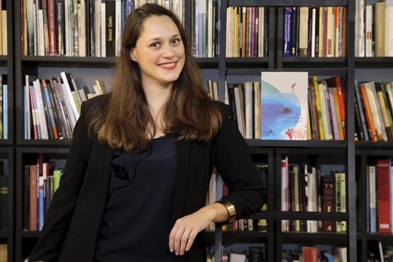 Nina Kremžar: Ne vem, zakaj bi morali branje mladim predstavljati kot garanje