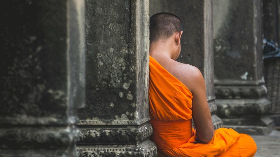 Matteo Pistono: »Šele ko spoznamo svoj um, lahko spoznamo samega sebe!« (foto: profimedia)