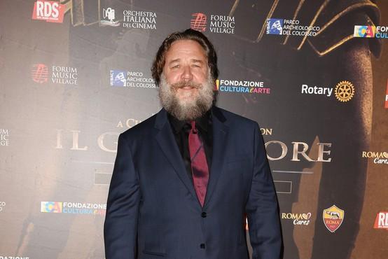 Russell Crowe kot scenarist, režiser in igralec v  filmu o Marcu Pierreu Whiteu