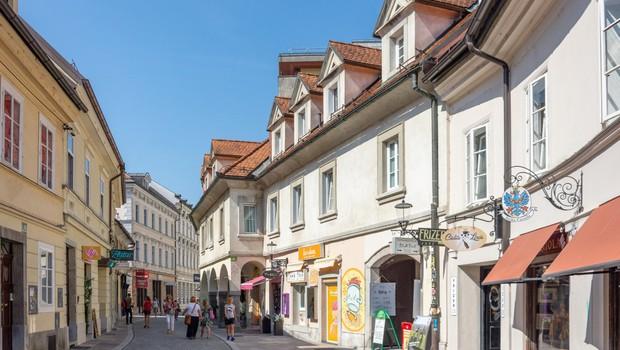 Obnova Trubarjeve ceste v Ljubljani bo dražja za 835.000 evrov (foto: profimedia)