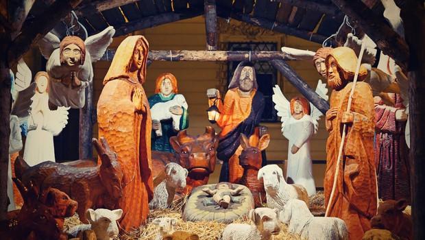 Božič v Sloveniji: v torek polnočnice, v sredo dopoldan božične maše (foto: profimedia)