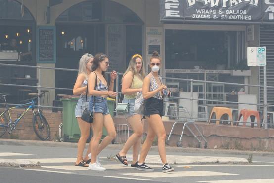 V Avstraliji zaradi požarov in rekordno visokih temperatur katastrofalne razmere