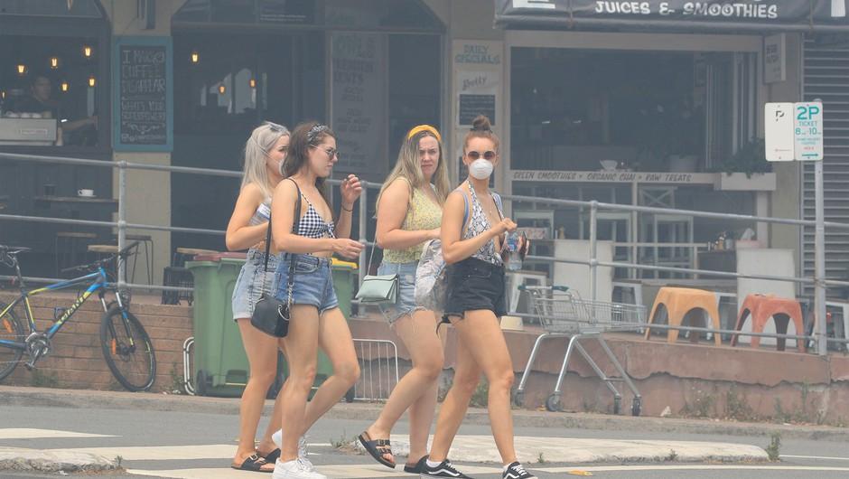 V Avstraliji zaradi požarov in rekordno visokih temperatur katastrofalne razmere (foto: profimedia)