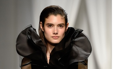 Poslovil se je modni oblikovalec Emanuel Ungaro
