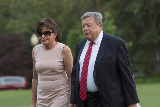 Ljubljansko sodišče odločilo v prid očetu Melanie Trump