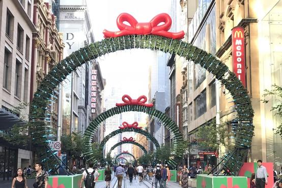 Avstraliji božič prinaša dolgo pričakovano ohladitev