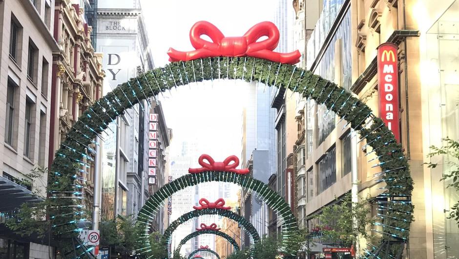 Avstraliji božič prinaša dolgo pričakovano ohladitev (foto: profimedia)