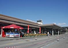 Kljub propadu Adrie Airways na ljubljanskem letališču živahno