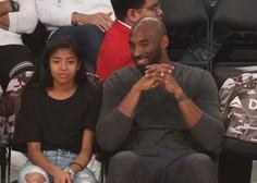 Kobe Bryant se je naučil slovensko, da bi se lahko slikal z Dončićem