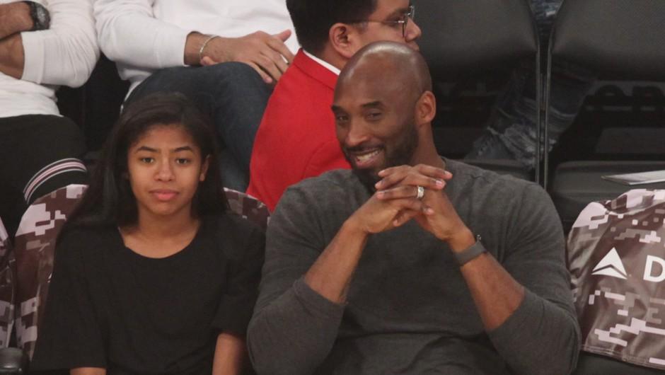 Kobe Bryant se je naučil slovensko, da bi se lahko slikal z Dončićem (foto: profimedia)