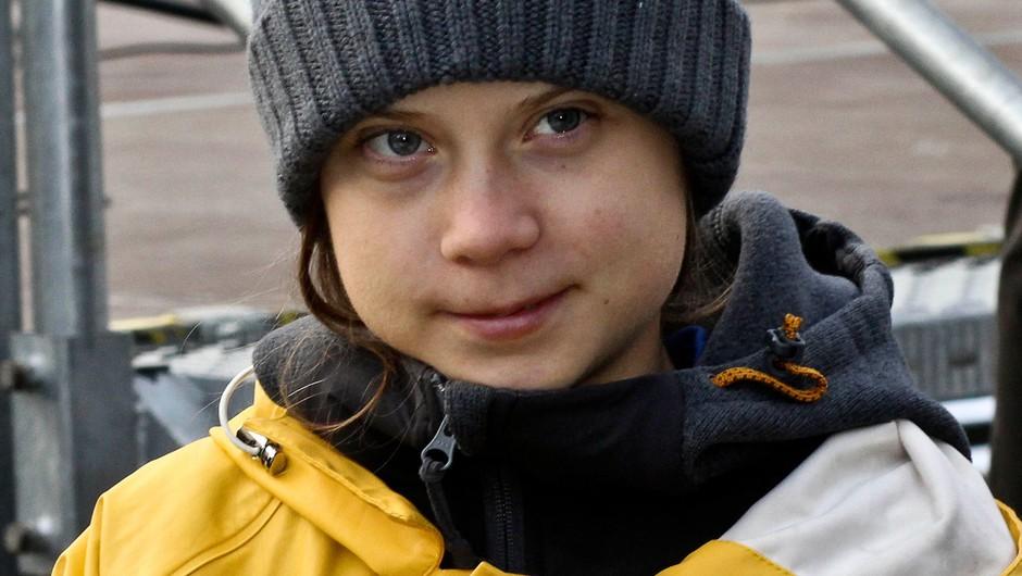 Oče Grete Thunberg ne podpira njenega izostajanja od pouka (foto: profimedia)