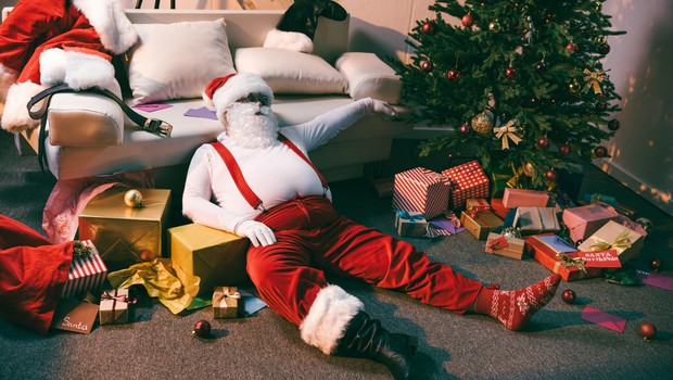 Poležavanje v času praznikov škoduje zdravju, svarijo znanstveniki (foto: profimedia)