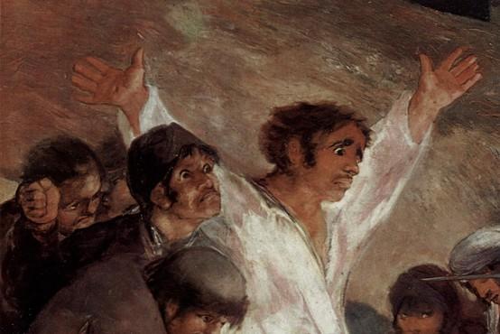 Na desetine umetniku pripisanih del verjetno ni ustvaril Goya