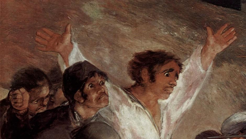 Na desetine umetniku pripisanih del verjetno ni ustvaril Goya (foto: profimedia)