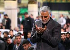 Iran grozi ZDA z ostrimi povračilnimi ukrepi