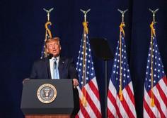 Donald Trump grozi, da so ZDA pripravljene napasti 52 ciljev v Iranu