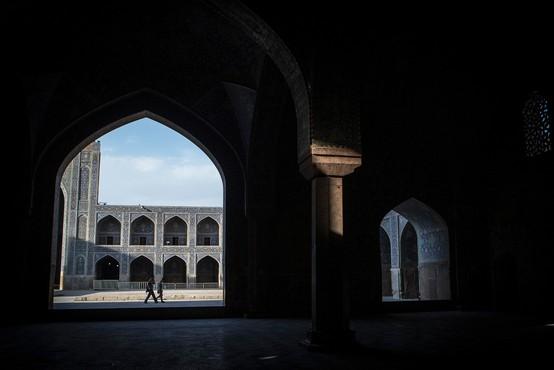 Iran in ZDA dolžna varovati kulturno dediščino, sproča Unesco