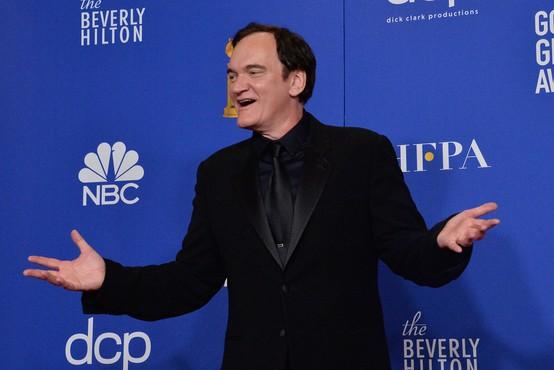 Tarantino s tremi zlatimi globusi, Scorsese praznih rok