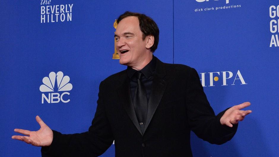 Tarantino s tremi zlatimi globusi, Scorsese praznih rok (foto: profimedia)