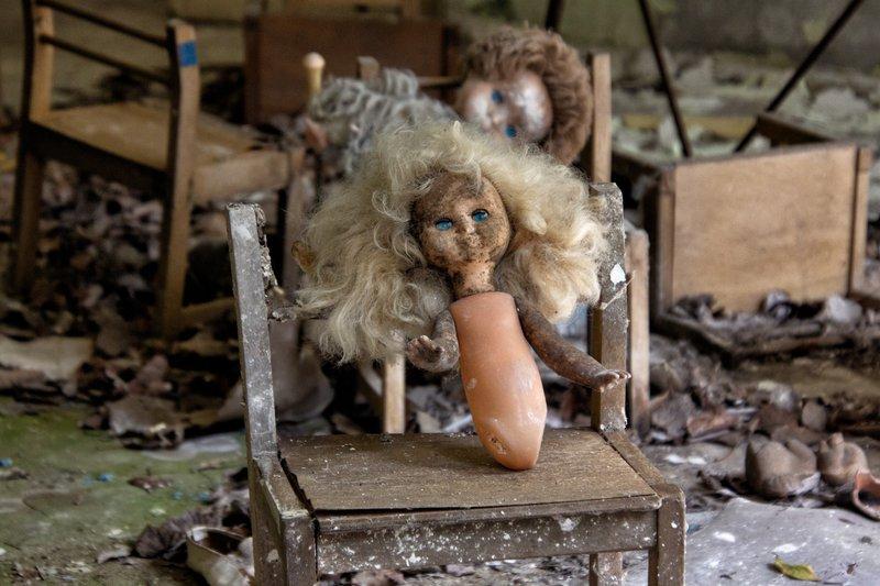 Černobil, Pripjat, Ukrajina