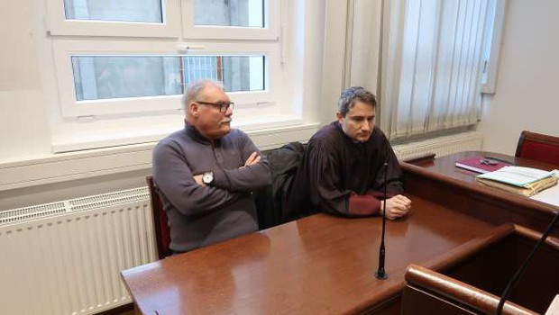 Borisu Kobalu za plagiatorstvo 15 mesecev pogojne zaporne kazni (foto: Lili Pušnik/STA)