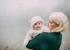 """Dojenček pri """"štirideset plus"""": Večji izziv kot leta je stanje duha"""
