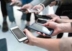 1,25 milijona prebivalcev Slovenije ima profil na vsaj enem družbenem omrežju