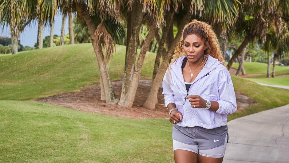 Serena Williams za pomoč avstralskim gasilcem donirala podpisano obleko (foto: profimedia)