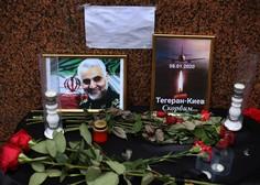 New York Times objavil posnetek sestrelitve ukrajinskega potniškega letala nad Teheranom