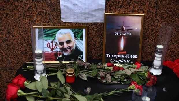 New York Times objavil posnetek sestrelitve ukrajinskega potniškega letala nad Teheranom (foto: profimedia)