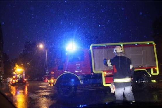 Na Hrvaškem je požar v domu za starejše terjal več življenj