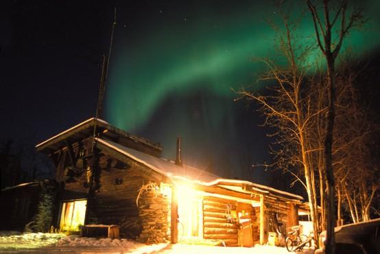Na Aljaski po treh tednih na mrazu rešili 30-letnika
