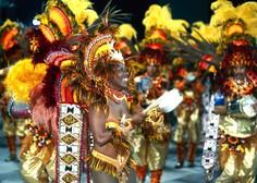 V Braziliji se je pričel tradicionalni karneval, ki bo letos trajal kar 50 dni