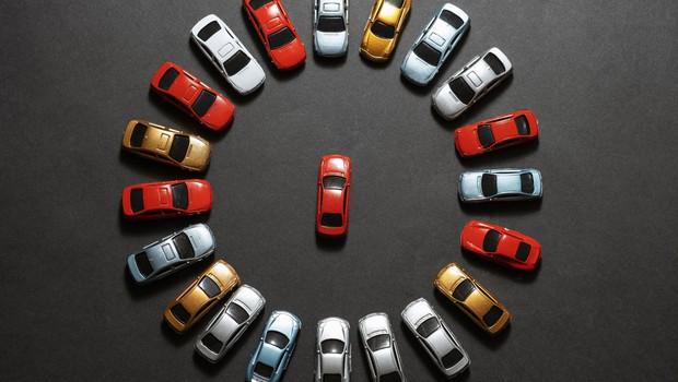 Obdavčitev avtomobilov po novem glede na okoljsko prijaznost (foto: profimedia)