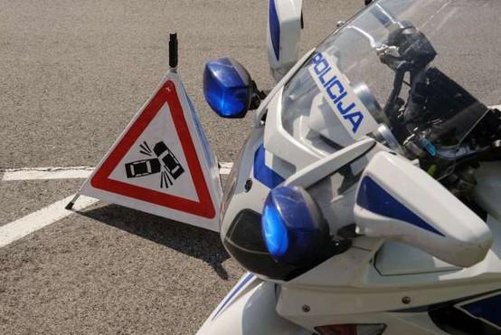 Stanje prometne varnosti lani nekoliko slabše kot leto prej