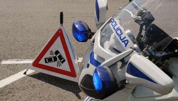 Stanje prometne varnosti lani nekoliko slabše kot leto prej (foto: STA)