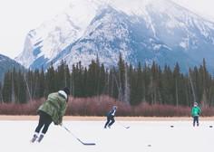 Čudovita jezera in ribniki po Sloveniji, kjer pozimi srečate drsalce (in kako varno na led)