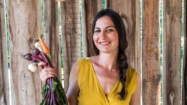 Ali Slovenci sploh še kaj kuhamo? Intervju z Urško Fartelj (foto: Kristian Ravnič)