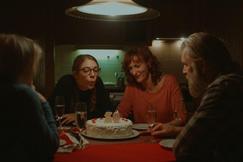 """""""Ne bom več luzerka"""" je film o Špeli, trmasti diplomantki umetnostne zgodovine, ki se nekaj let po končanem študiju počasi postavlja na lastni dve nogi. Ampak vse ne gre ravno po načrtih in nehote pristane na kavču svojih staršev."""