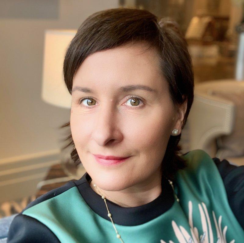 Maja Križmančič, direktorica in ustanoviteljica podjetja Flexyteam