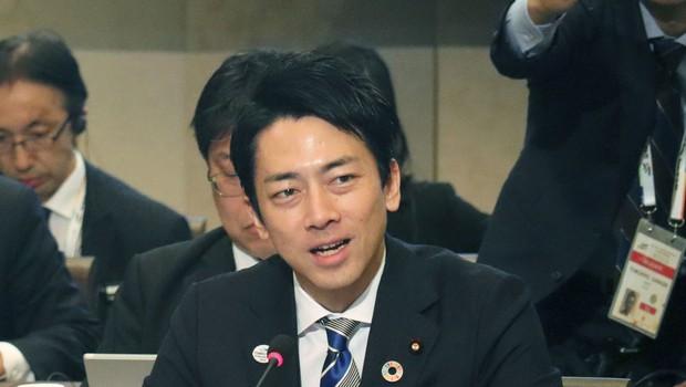 Japonski minister bo izkoristil očetovski dopust (foto: profimedia)