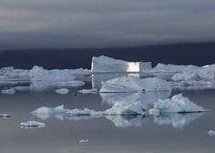 Na Grenlandiji se led tali hitreje od pričakovanj